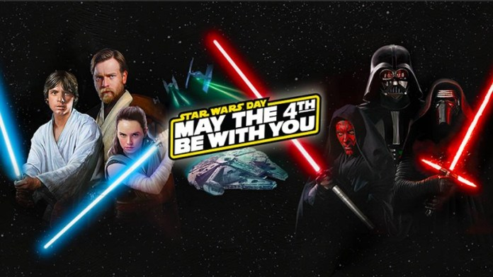 """Photo of Se celebra el """"Día de Star Wars"""""""