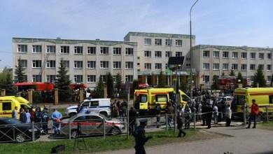 Photo of Murieron nueve personas tras un tiroteo en una escuela de Rusia