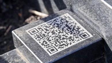 Photo of Un cementerio usa códigos QR en las tumbas para recordar a los fallecidos