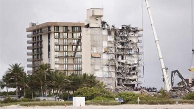 Photo of Derrumbe en Miami: hasta el momento, fallecieron 16 personas