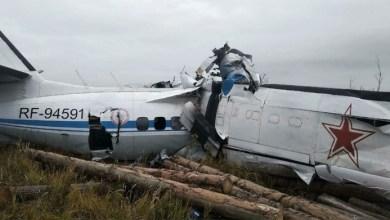 Photo of Murieron 16 personas al estrellarse un avión en Rusia