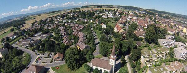 Commune De Bussigny