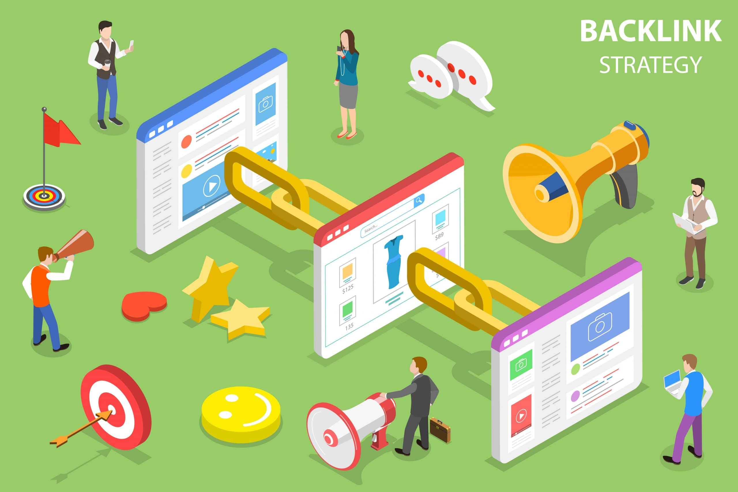 Building High Quality Backlinks
