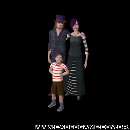 The Sims 3  Cad o Game  Familia Caixo