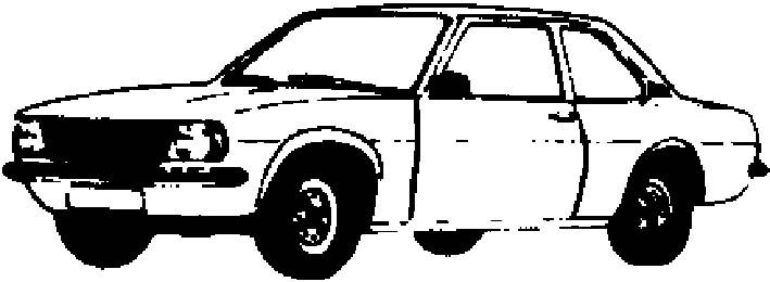 5072851 Veerschotel, onderste deel, achteras links OPEL