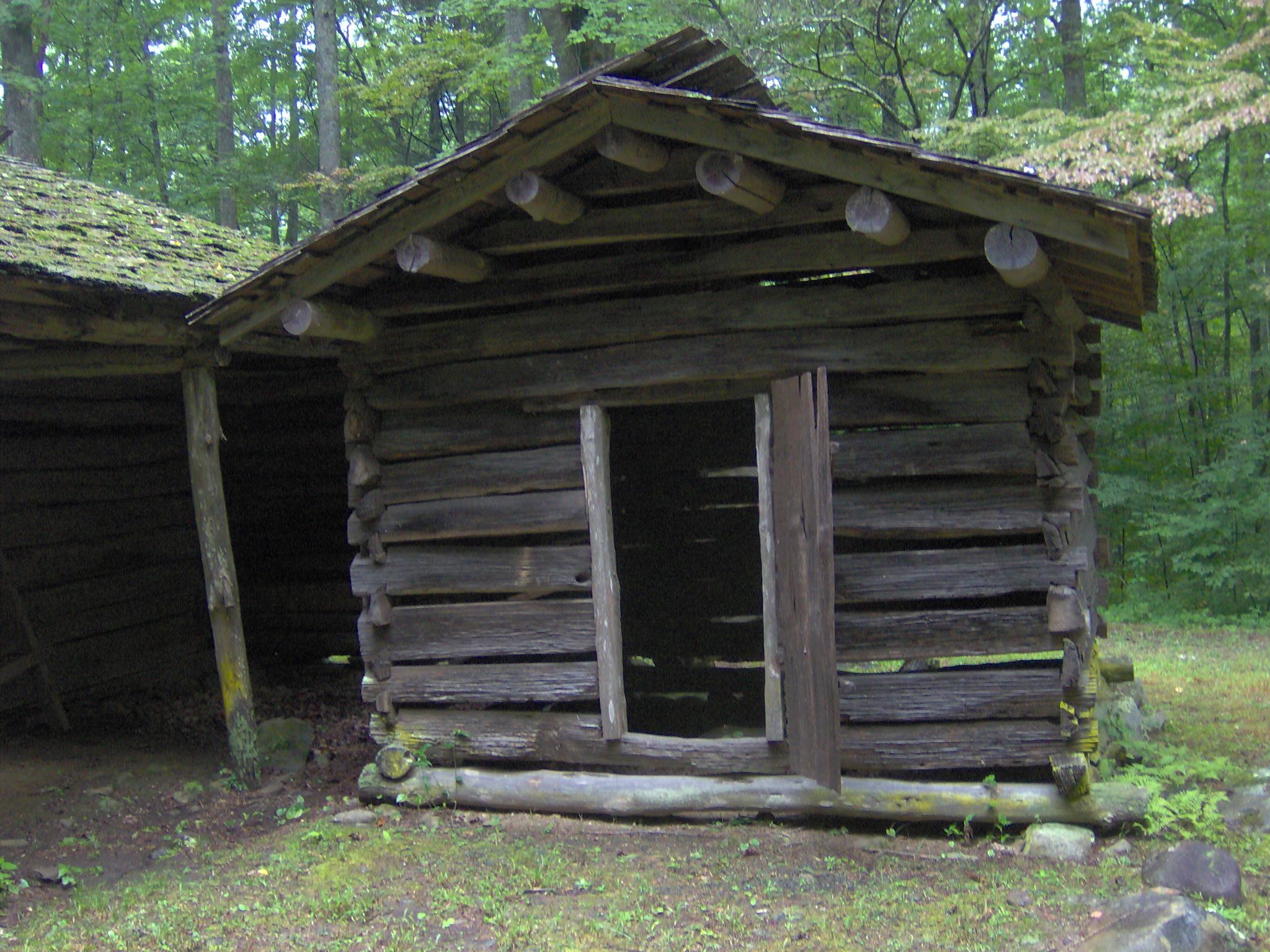 Smokehouse  cades cove