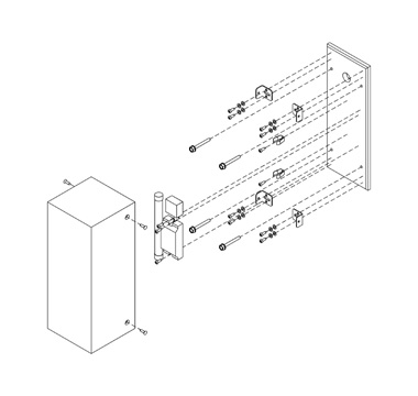 Exploded Isometric Parts Diagrams for Assembly
