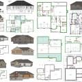 House package 1850 2550 sq ft custom homes