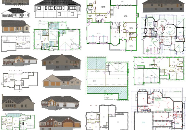 1200 Sq Foot Cabin Plans