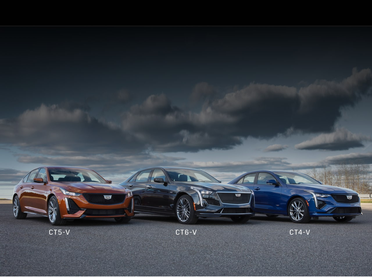 hight resolution of cadillac v series lineup ct4 v ct5 v ct6 v