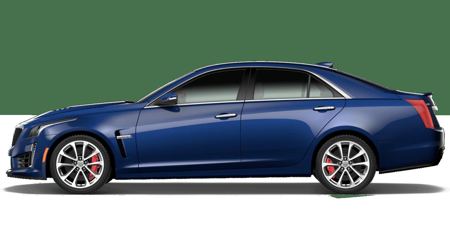 2019 cts v sedan side view [ 1268 x 710 Pixel ]