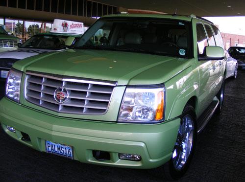 Cadillac Escalade Pictures