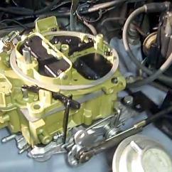 Rochester 4 Barrel Carburetor Diagram 2003 Saturn Vue Engine 1978 Cadillac Seville Efi To Conversion - Forum Enthusiast Forums For ...