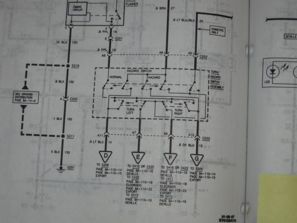 medium resolution of cadillac srx brake wiring wiring library cadillac srx tail light wiring diagram