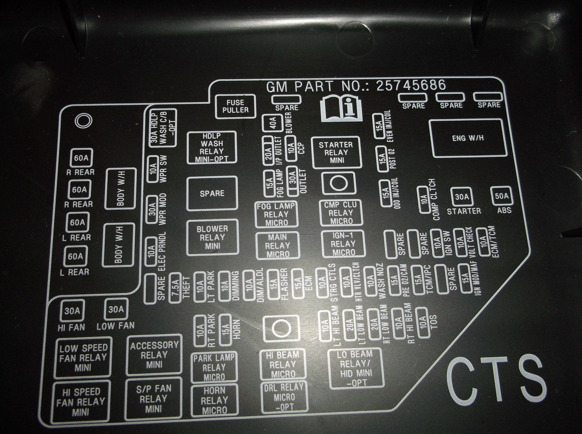 hight resolution of wheres the air compressor clutch relay cts fuse box jpg