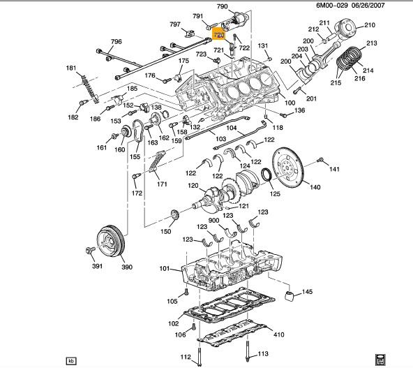 2004 Cadillac Cts Camshaft Position Sensor Location