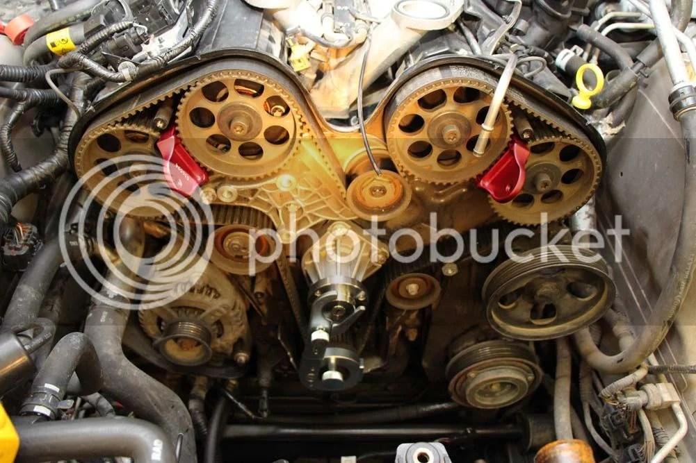 Cadillac Cts Timing Belt Kit
