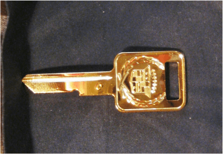 Seville Gold C Key