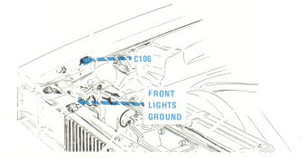 License Plate Light Wiring Harness License Plate Light