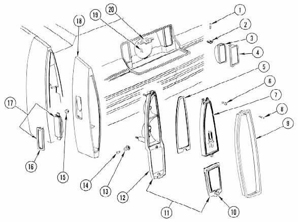 1998 Cadillac Deville Parts Diagram. Cadillac. Wiring
