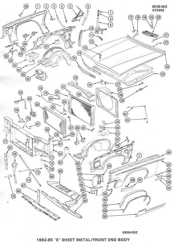 Wiring Diagram For 1981 Eldorado Seats : 38 Wiring Diagram