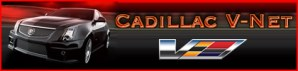 Cadillac V-Net - The ultimate online hub of Cadillac V-Series news and information
