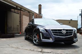 Long Term Test:  2014 Cadillac CTS Vsport – Getting to Grips with the Sedan