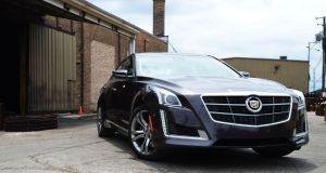 Long Term Test: 2014 Cadillac CTS Vsport - Getting to Grips with the Sedan