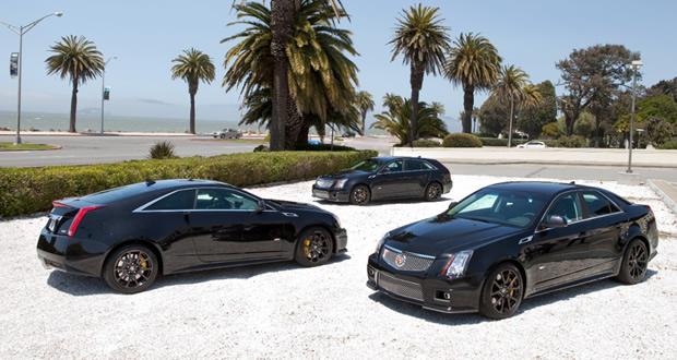 Cadillac CTS-V Family