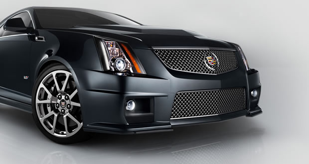 Second Generation - Cadillac CTS-V Tech Center