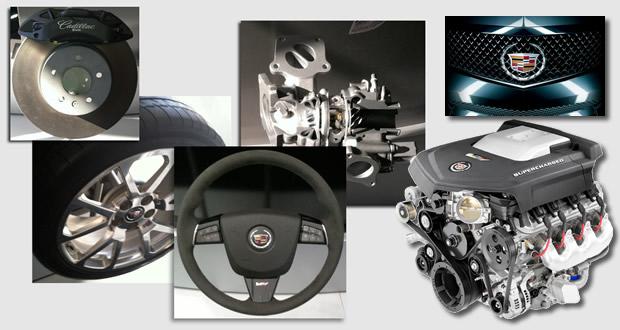 Cadillac V-Series Tech Center