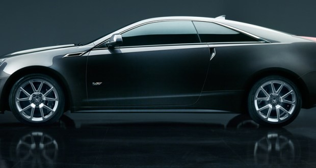 2012 Cadillac CTS-V Coupe Specifications