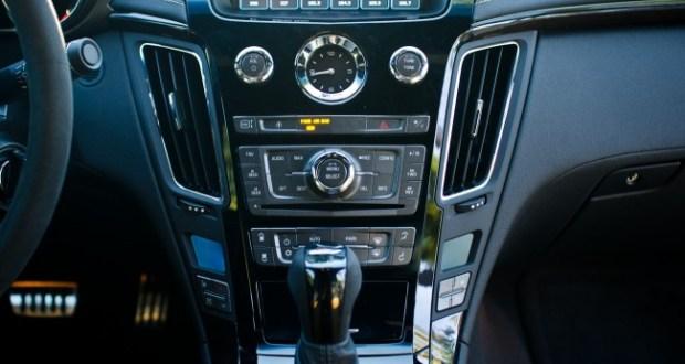 2013 Cadillac CTS-V Interior