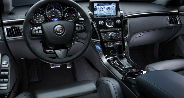 2014 Cadillac CTS-V Sedan Interior
