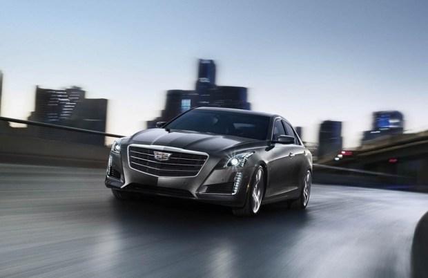2015 Cadillac CTS and CTS Vsport Sedan RPO Codes   Cadillac