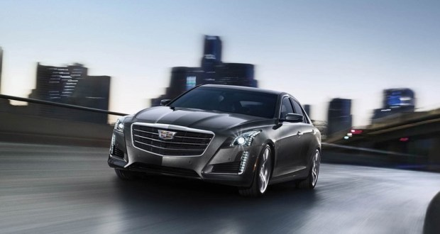 2015 Cadillac CTS and CTS Vsport Regular Production Option Codes