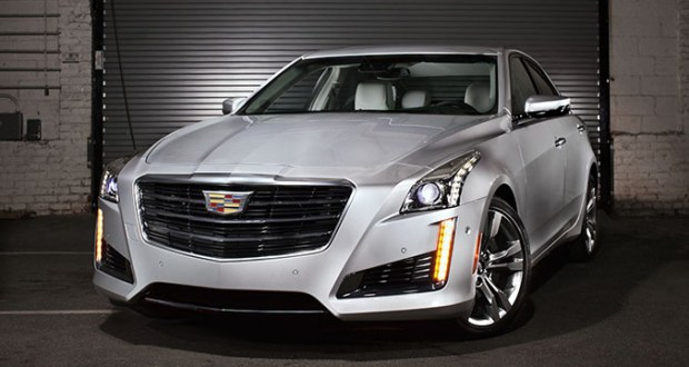 2015 Cadillac CTS and CTS Vsport Product Information