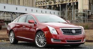 The 2015 Cadillac XTS V-Sport AWD. (Garry Sowerby)