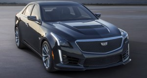 2016 Cadillac CTS-V Serial Number 001 Just Sold at Barrett-Jackson!
