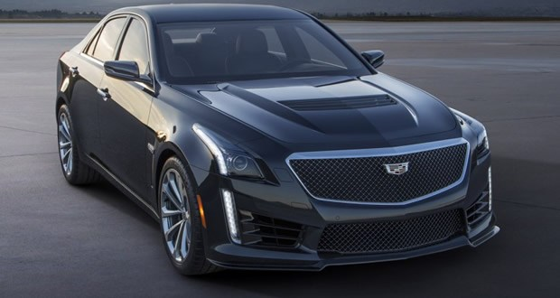 2016 Cadillac CTS-V Serial Number 001 Just Sold at Barrett-Jackson!