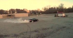 Atlanta Drift - Cadillac CTS-V