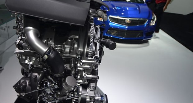 Initial Output of 2016 Cadillac ATS-V Twin Turbo V-6 Underestimated
