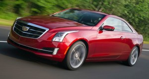 GM recalls 121,000 Cadillac ATS cars for fire risks