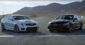Is the Cadillac ATS-V Better Than the Mercedes-AMG C63 S?