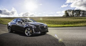 Car and Driver magazine announced Wednesday (Nov. 18, 2015) that the 2016 Cadillac CTS V-Sport is one of the magazine's 10 Best cars. A CTS model has received the publication's highest accolade every year since the 2014 model-year redesign.