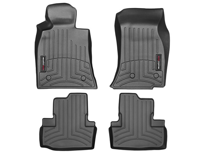 WeatherTech FloorLiner set for 2016 Cadillac ATS-V