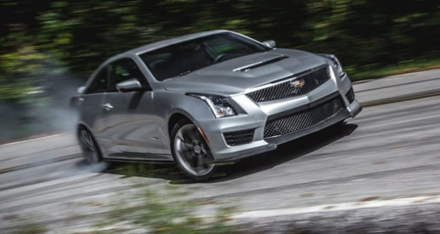 The 2016 Cadillac ATS-V continues to impresses on road and track