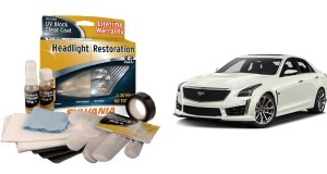 Product Review: Sylvania Headlight Restoration Kit