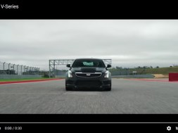 Cadillac Highlights CTS-V, ATS-V, ATS-V.R In New V-Series Video