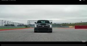 Cadillac Highlights CTS-V, ATS-V, ATS-V.R In New V-Series Video